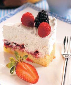 Jogurtový dort