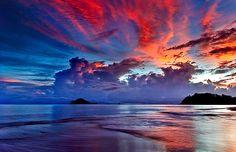 Sunrise, Buchan Point, Cairns, Australia So much to see and do in and around Kuranda,. Beautiful Sky, Beautiful World, Beautiful Places, Beautiful Pictures, Pretty Sky, Beautiful Sites, Simply Beautiful, Australia Photos, Cairns Australia