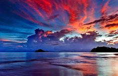sunsurfer:    Sunrise, Buchan Point, Cairns, Australia  photo by forurglory