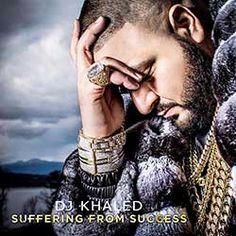 DJ Khaled - Suffering From Success album. Great for fans that love hip hop music. I Love Music, New Music, Good Music, Leiden, Nicki Minaj, Dog Memes, Dankest Memes, Suffering From Success, Hip Hop