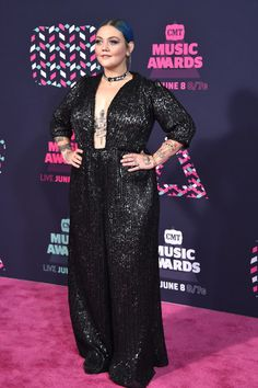 Elle King - Best Dressed at the 2016 CMT Music Awards - Photos
