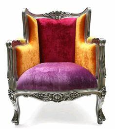 Dishfunctional Designs: The Bohemian Chair