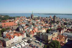 Stralsund Germany [2100x1400]