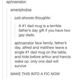 Fathers Day Part 1 (Hetalia FACE family)