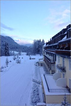 Schloss Elmau – Leading Hotels – The Experience – Review