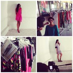 Making of SS 2016.