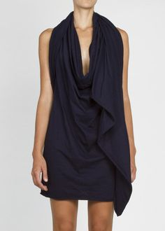junction dress - navy