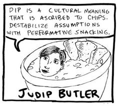 Happy birthday to Judith Butler!