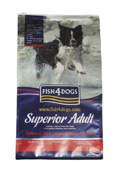 Fish4Dogs Supérieure Des Adultes (Bite Régulière) 12 KG   Your #1 Source for Pet Supplies