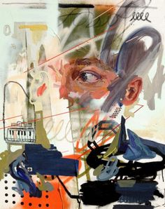 paintings by Hank Huang