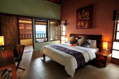 2 unit Suite facing to the ocean #Beach #Sea #Ocean #Manado #Cocotinos #Resort #Asia #Indonesia