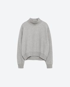CROPPED SWEATSHIRT-View all-T-shirts-Woman-COLLECTION SS16 | ZARA United States