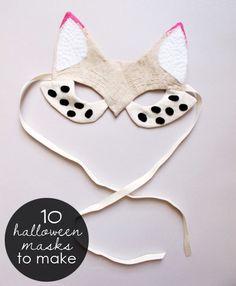 DIY mask - Google Search