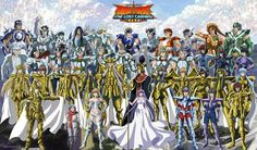 saint seiya gold saints - Cerca con Google
