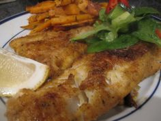 Pan Fried Haddock  From The Best of Chef at Home    Printable Recipe   Hands on time:  5 minutes or so Cooking time : 5-8 minutes depending...