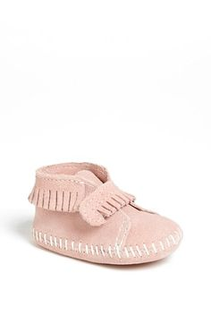 Minnetonka Bootie (Baby & Walker) available at #Nordstrom size 3