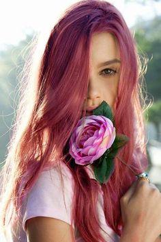 Crazy Hair Color • Inspiration «« - The Lady Posh - BLOG de MODA Argentina - Fashion & Travel Blogger Argentina