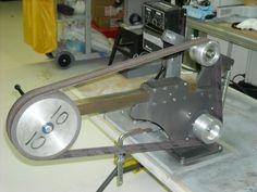 2 x 72 belt grinder kit
