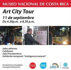 Art City Tour, mañana miércoles