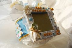 My First Christmas. Personalized Christmas ornaments. Photo Picture Frame Ornaments. Mon Premier Noel