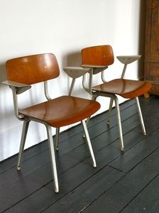 Friso Kramer Revolt Chairs offered by Design Sect at Alfies.