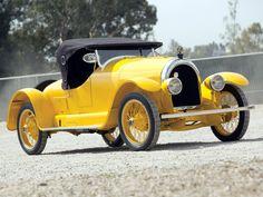 1920 Kissel Model 6-45 Gold Bug Speedster