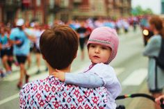 Mother and child at CPH Marathon by Mikkel Cyril on 500px