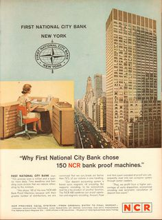 1962 NCR 450 Bank Proof Machine Advertisement Newsweek May 14 1962 | by SenseiAlan