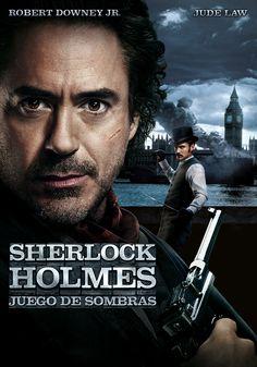 Robert Downey Jr. repite en su papel del detective más famoso del mundo, Sherlock Holmes, y Jude Law vuelve a ser su incansable compañero, el doctor Watson, en el segundo y trepidante episodio de la saga Sherlock Holmes dirigida por Guy Ritchie. Sherlock Holmes siempre ha sido el más listo de todos… hasta ahora. Y es que hay una nueva mente maestra del crimen suelta, el profesor Moriarty, quien no sólo está a la altura intelectual de Holmes, sino que posee también una capacidad para el Mal…