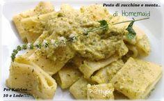 Pesto menta e zucchine di homemaid