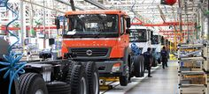 Daimler Ships Chennai- Prepared FUSO Trucks To Indonesia-Chennai: Daimler India Commercial Vehicles Pvt. Ltd. (DICV), a wholly-owned subsidiary of Daimler AG, started shipping FUSO trucks to Indonesia.