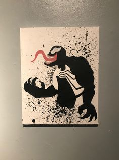 Venom canvas
