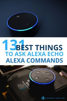 Alexa is an artificial intelligence (AI) machine learning in action. It uses a smart AI program to learn from the commands it's given, making Alexa better and more useful the more you interact with it. Smart Home Technology, Technology World, Computer Technology, Alexa Tricks, Alexa Commands, Alexa Home, Amazon Alexa Skills, Ai Machine Learning, Intelligence Quotes