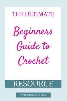Crochet Tutorials, Crochet For Dummies, Crochet Stitches For Beginners, Beginner Crochet Tutorial, Beginner Crochet Projects, Crochet Instructions, Easy Crochet Patterns, Knitting For Beginners, Sewing Tutorials