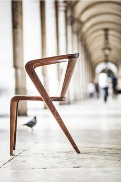 #chair with armrests PORTUGUESE ROOTS by AROUNDtheTREE | #design Alexandre Caldas                                                                                                                                                     More