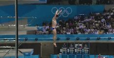 Ouch! Here's the Worst Olympic Dive of All Time