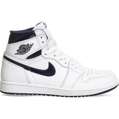 3c5e0e13a4ff Nike Air Jordan 1 retro high-top trainers (92 CAD) ❤ liked on