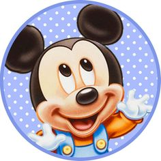 Mickey Mouse Bebe Widescreen 2 HD Wallpapers