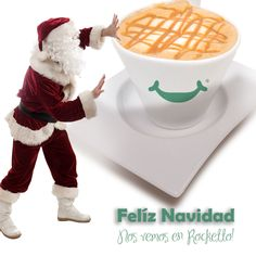 Nos encanta verlos esta Navidad!  Abrazos y sonrisas entre amigos hoy en Rocketto  #FELÍZNAVIDAD #Rocketto #Tehuacán