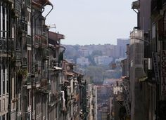 Uma rua do Porto que está na moda