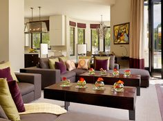 Living Photos Purple Living Rooms Design, Pictures, Remodel, Decor and Ideas - page 31