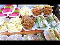 Asian Street Food, Fast Food in Asia, Korean Street Food #064