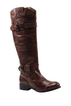 Ted Buckle Boot.