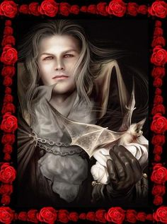 fantasy vampires - Page 8 Dark Gothic, Gothic Art, Gothic Chic, Creatures Of The Night, Magical Creatures, Night Walkers, Steampunk, Horror Pictures, Vampires And Werewolves