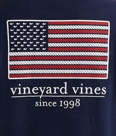 happy 4th from vineyard vines.