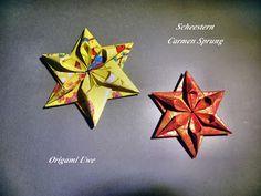 Origami, Fleurogami und Sterne: Scheestern