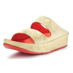 f4cc13341efc My feet want a pair of these badly. FitFlop Women s Lolla Natural Raffia 9  « Shoe Adds for your Closet