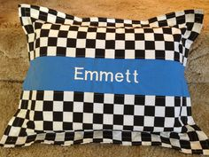 A personal favorite from my Etsy shop https://www.etsy.com/listing/150868767/childs-pillow-custom-handmade-pillow