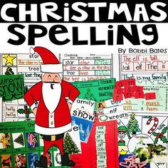 This product is part of a growing Holiday Spelling bundle! This holiday bundle is packed with hands-on activities that can be easily differentiated for your students! Christmas spelling words. These are great for workshop, wordwork or literacy stations. The following interactive actives are included... Literacy Stations, Spelling Words, Hands On Activities, Differentiation, The Elf, Word Work, Teacher Resources, Holiday, Christmas