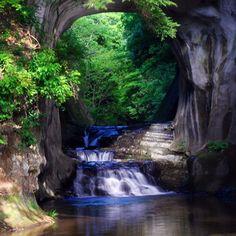 まるでジブリの世界!千葉県にある隠れた秘境「濃溝の滝」知ってる? 6枚目の画像